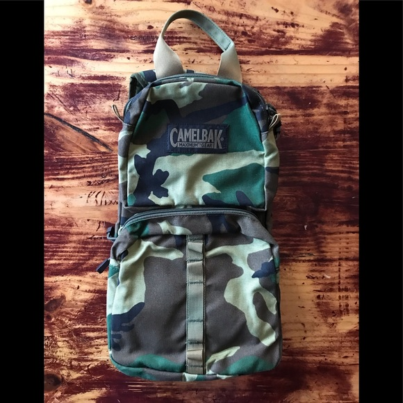Camelbak Other - Camelbak Maximum Gear 3L Army Color Hydration Pack